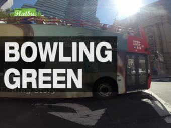 Bowling Green – The oldest public park in New York City